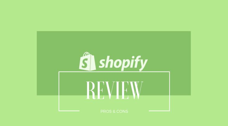 Shopify Review - A Review of Selling Online With The Shopify Platform