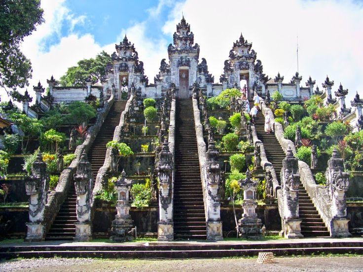 5 Tempat Wisata Pura Terindah di Bali - Bali