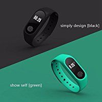 The smart band compatible with Bluetooth 4.0 android and IOS system  IP67 Waterproof,Pis don't drop the band into water directly  Intelligent monitoring of the sleep quality,walk tracker, Data counting, Heartbeat  Long time standby more than 200hours  App share, Alarm clock when you are sitting too long