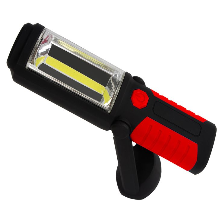 LED Hook Light Super Bright Camping Magnet Outdoor Sport Work Lamp Fishing Portable Hiking Magnetic Flashlight #Affiliate