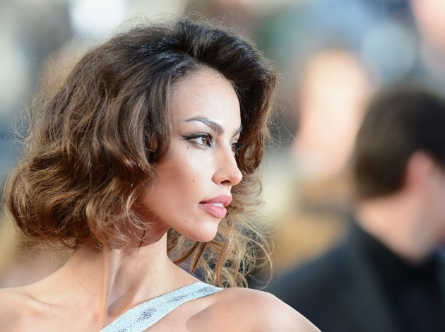 romanian Madalina Ghenea Cannes 2012