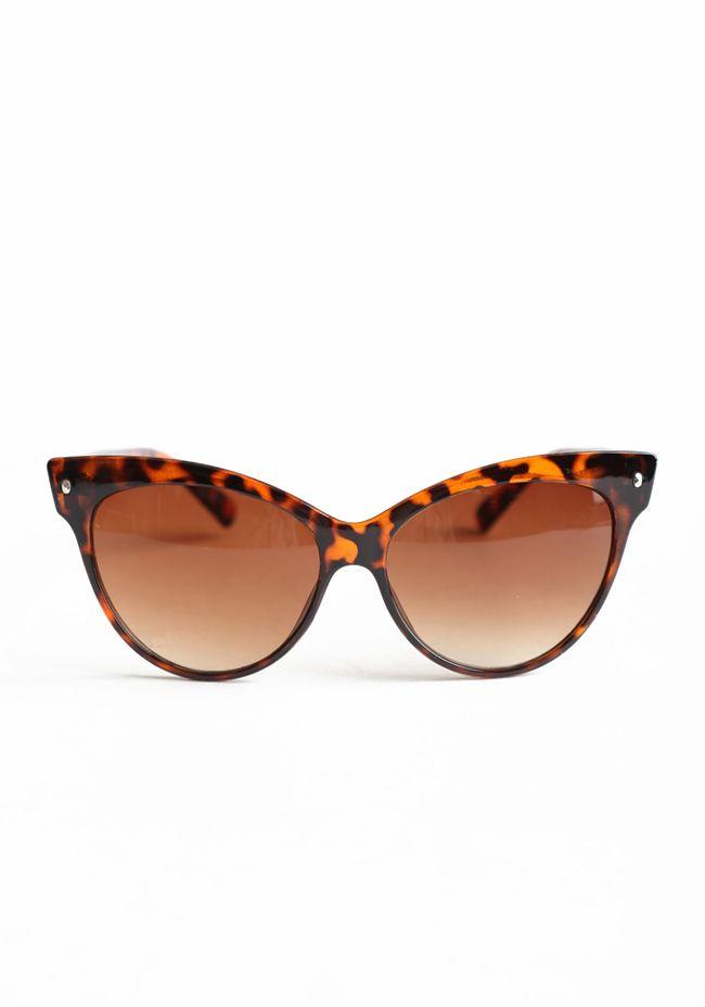 Contessa Cat Eye Sunglasses By A.J. Morgan