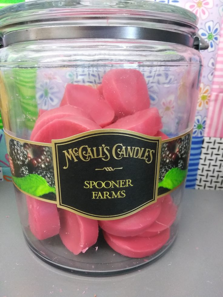 McCall's Candle Buttons Spooner Farms **DISC**