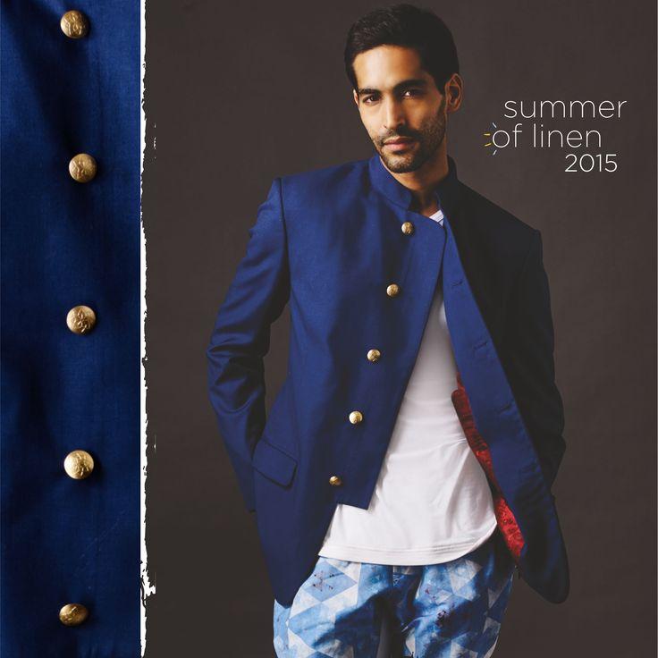 #Summer of# Linen by #Anita Dongre.