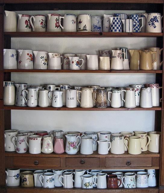 Oldies 2007 - Milk Pots