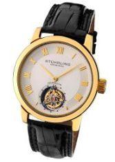Webstore - Stuhrling Original Men's 142A.EU.PK6 Lifestyle Collection Monarch Moon Quartz Pocket Watch