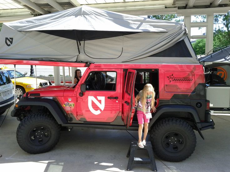 Top Tent For Jk S Jeep Summer Nights On The Lake ️