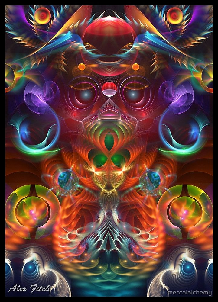 Energy #3 by mentalalchemy