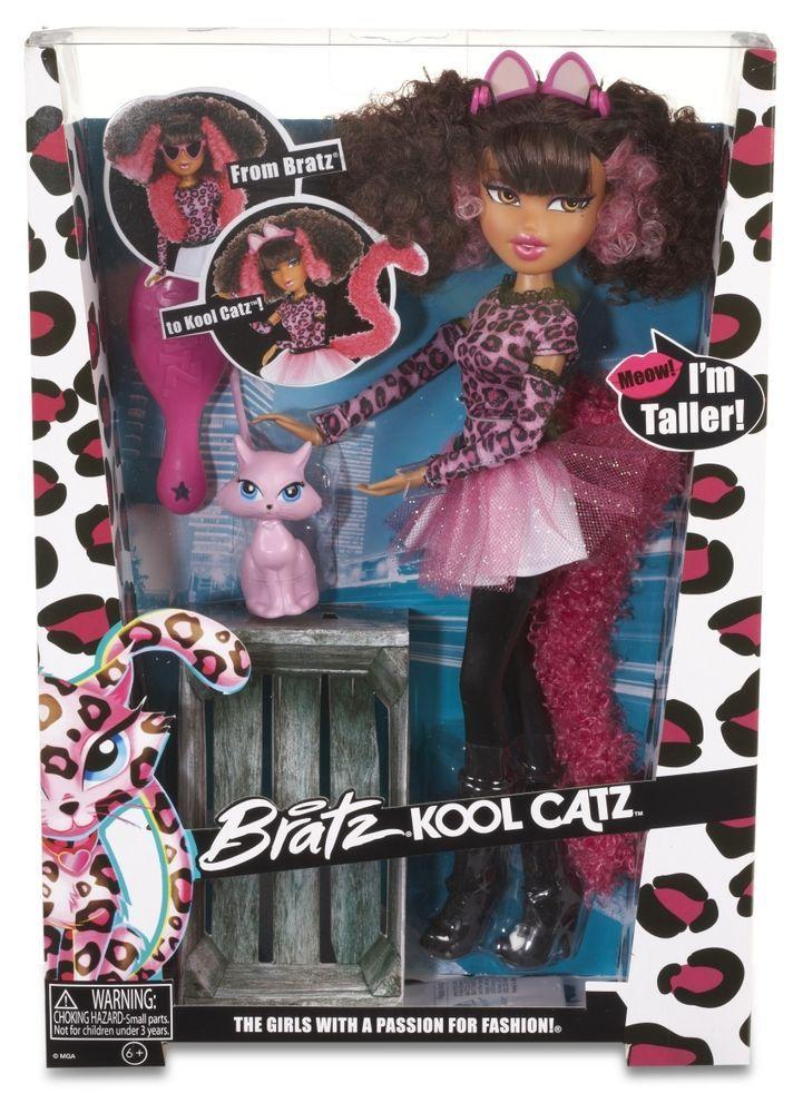 #Bratz Kool Catz Pink Panther Yasmin Doll NEW IN BOX Great Gift. $22.99