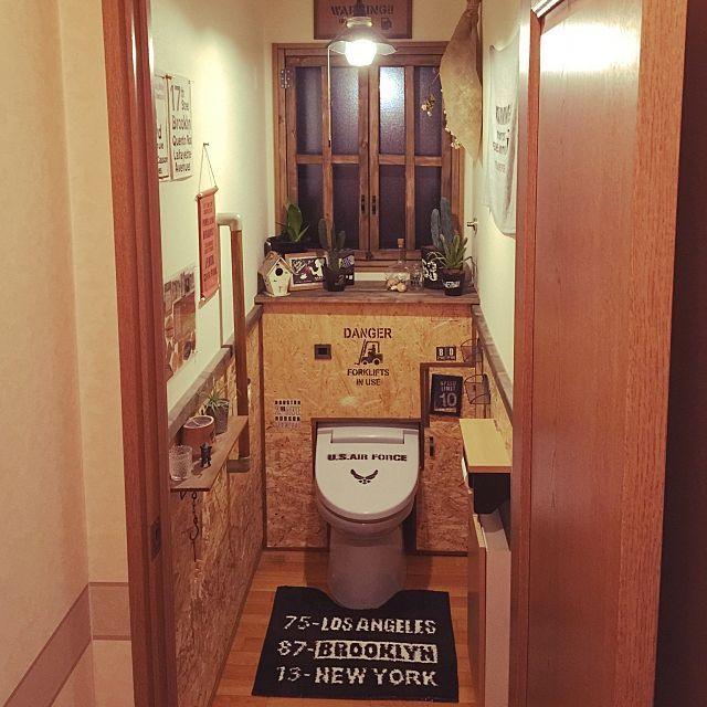 バス トイレ コンテスト参加します 小窓の扉diy ステンシル自作 Osb