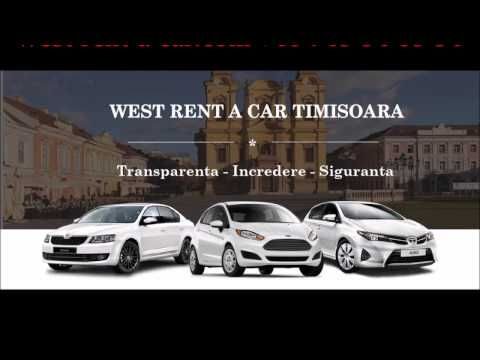 West Rent a Car inchirieri auto in Timisoara si Aeroport