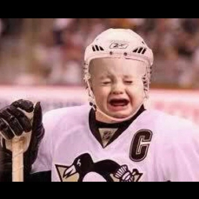 NHL's Biggest Crybaby...Sidney Crosby