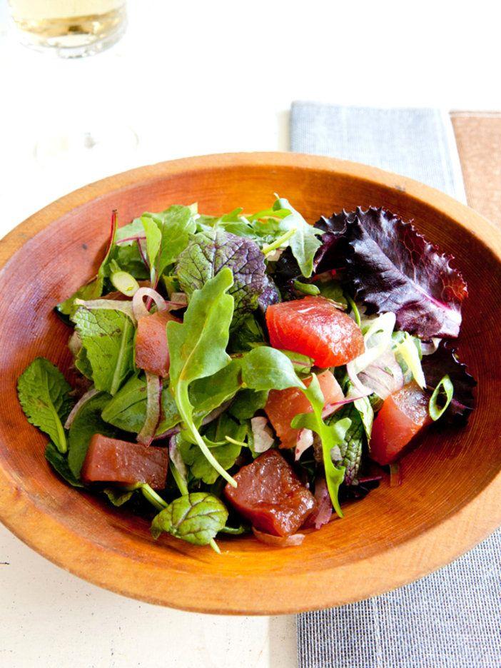 シラチャー・ソースは和風味とも相性バッチリ|『ELLE gourmet(エル・グルメ)』はおしゃれで簡単なレシピが満載!