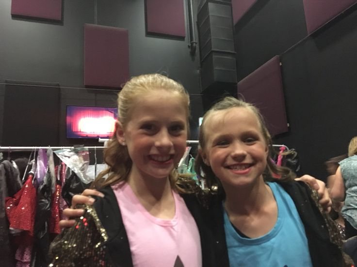 Me and holly at my dancing count