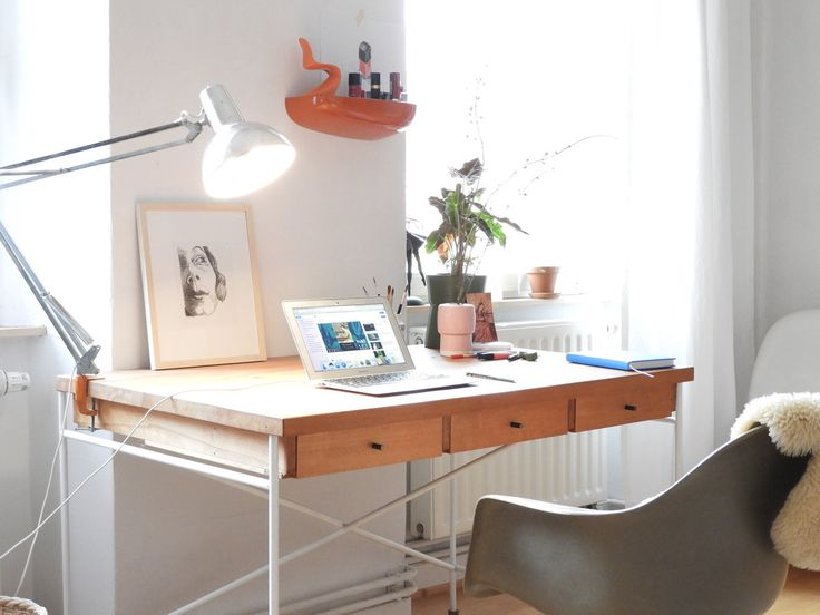 89 best #Arbeitsplatz images on Pinterest Desks, Office - homeoffice einrichtung ideen interieur