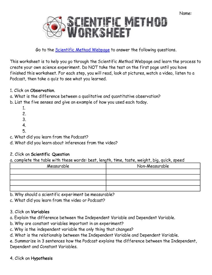 36 Stunning Independent And Dependent Variables Worksheet