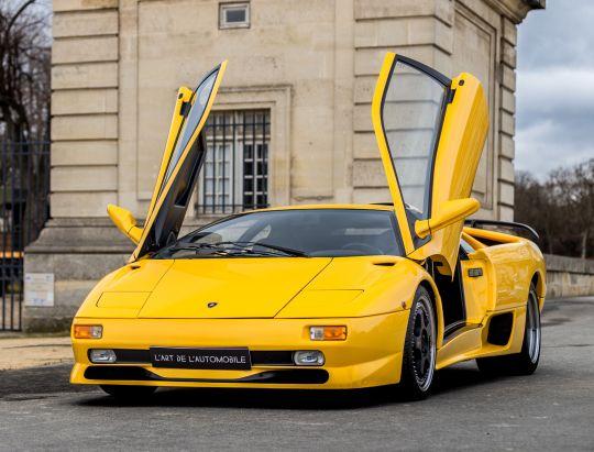 Lamborghini Diablo Sv Autos Lamborghini Diablo Lamborghini