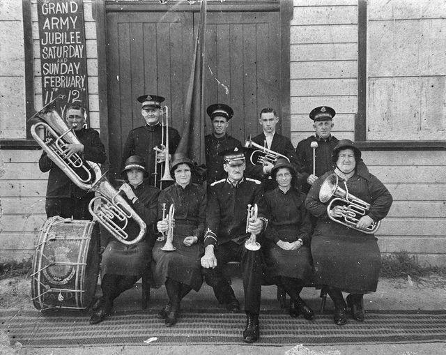 Mount Morgan Salvation Army Band, Queensland Australia, ca. 1911 | Flickr - Photo Sharing!