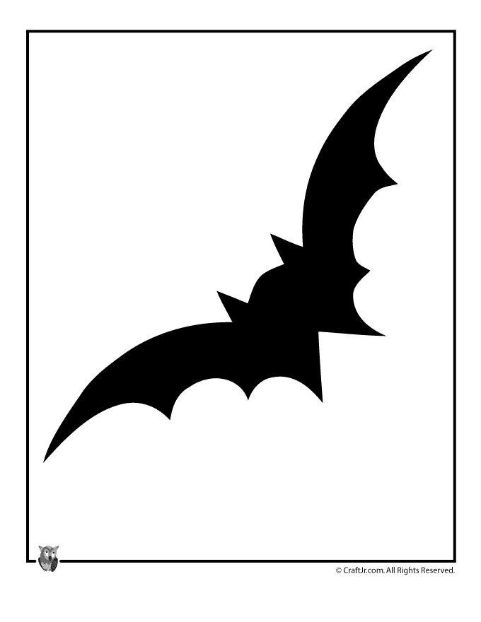 Best 25+ Halloween templates ideas on Pinterest Printable - bat template
