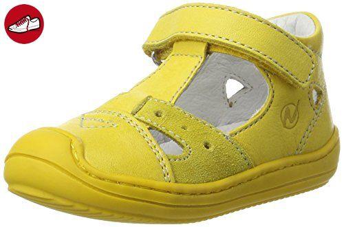 Naturino Unisex Baby 4415 Sandalen, Gelb (Gelb), 21 EU - Kinder sneaker und lauflernschuhe (*Partner-Link)