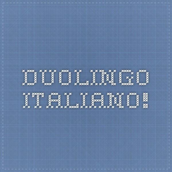 Duolingo Italiano!