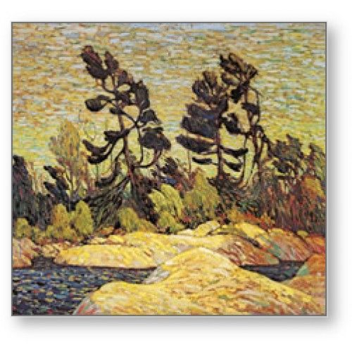 Tom Thomson - Byng Inlet Georgian Bay ~ Group of Seven