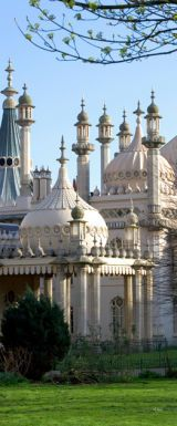 Brighton Royal Pavilion, Sussex, England Built in 1787