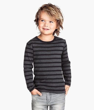 Toddler Boy Long Haircut; Long Hairstyle