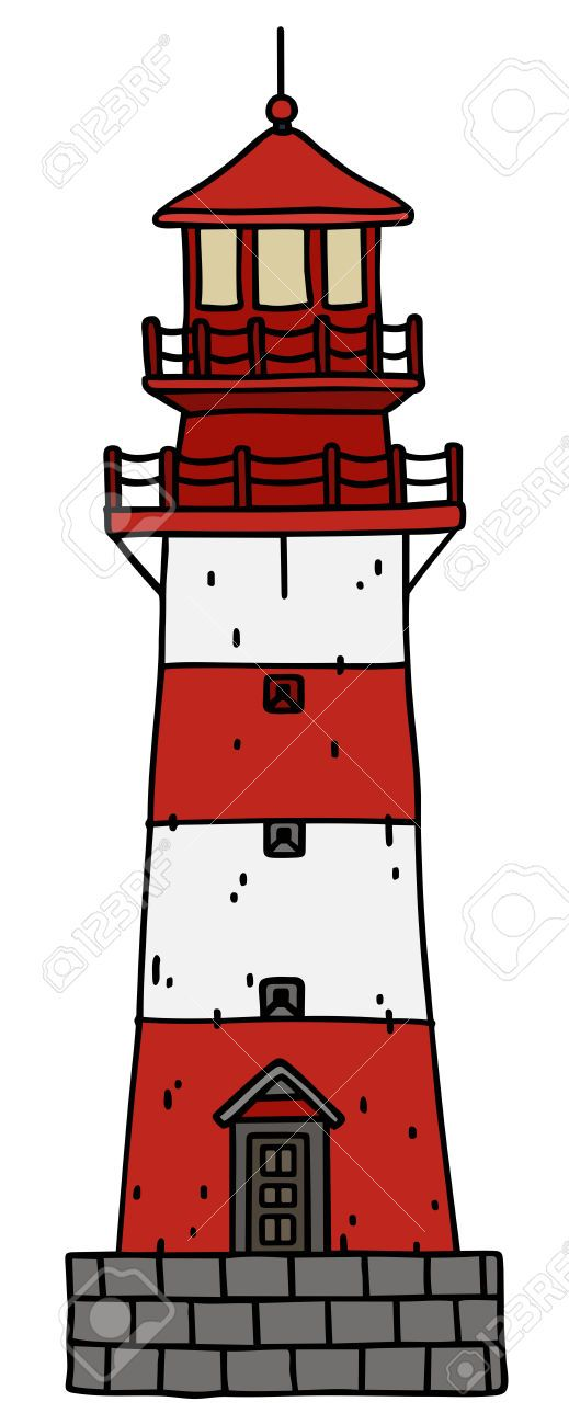 Lighthouse drawing recherche google d cors th tre - Dessin de phare ...