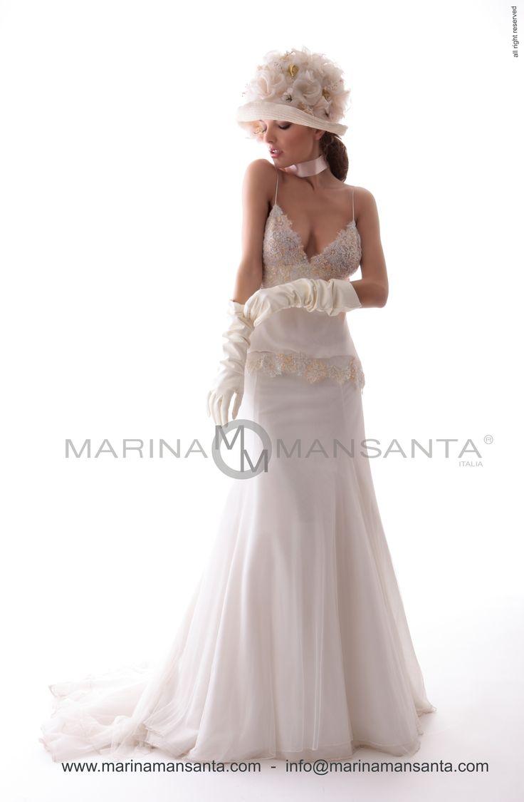 MARINA MANSANTA Collezione Muse, Modello Jean