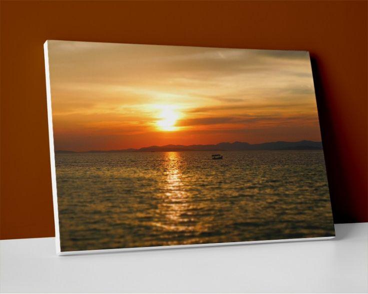 Vlastné foto na plátno 30x20 CM - 11.90€