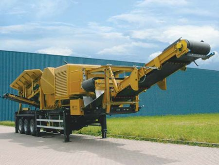 Mobile crusher is a machine designed for both crushing and recycling materials directly on a job-site and it has become an essential tool in the mining, construction and quarry industry in the recent years. #mobilecrushers #crushingandscreening