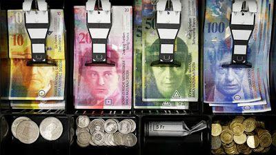 Salud Y Sucesos: Suiza Prepara Una Revolucion Financiera