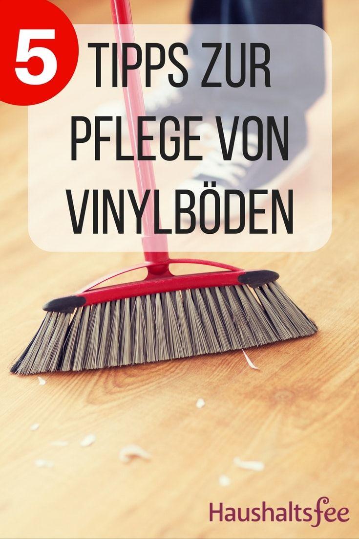 Beste Tipps Zur Pflege Von Vinylboden Haushaltsfee Org Vinylboden Vinyl Laminat Tipps