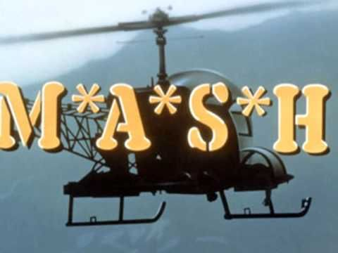 "TV Themes ~ MASH, Theme of late 70s / early 80s TV -- taken from the movie, the theme's actual title is ""Suicide is Painless""."