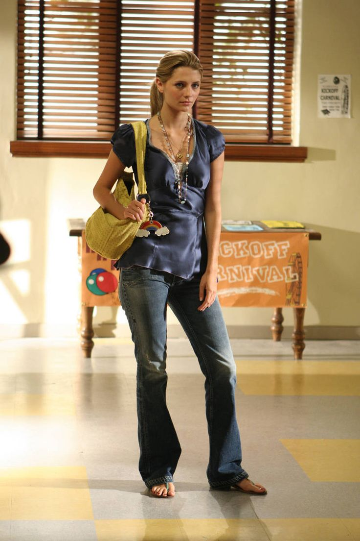 Mischa Barton as Marissa Cooper in The O.C.
