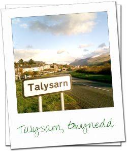 Talysarn, Dyffryn Nantlle, Gwynedd.
