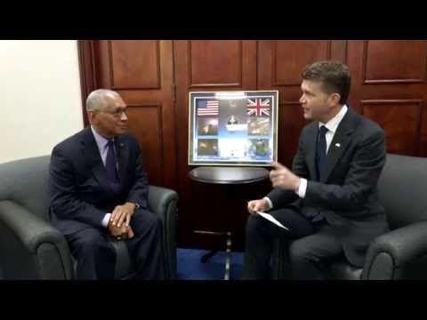 Charles Bolden & Matthew Barzun talk about the UK and NASA - YouTube