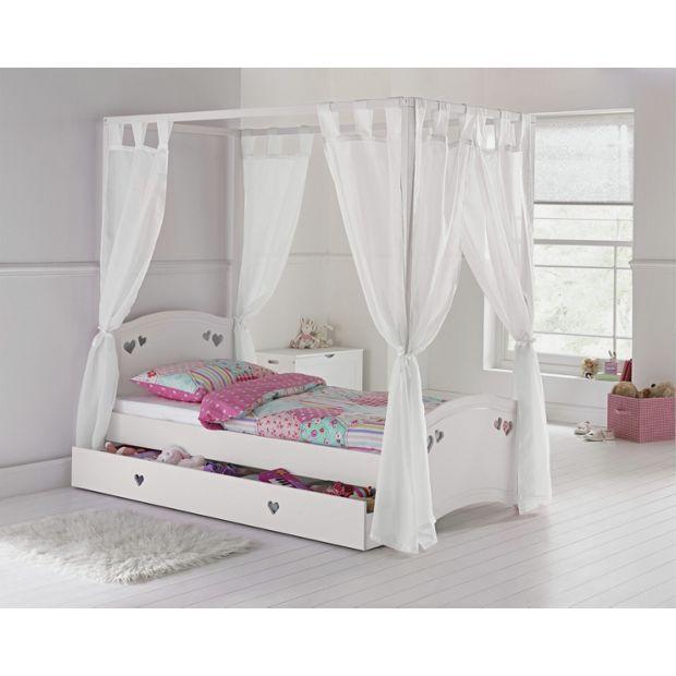 25 best four poster bed frame ideas on pinterest poster beds timber bed frames and 4 poster beds - Post Bed Frames
