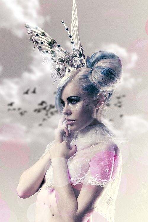 This is a prett pic of Kerli <3