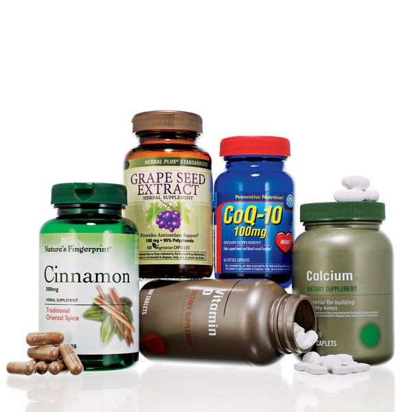 The Top Supplements For Women   Women's Health Magazine