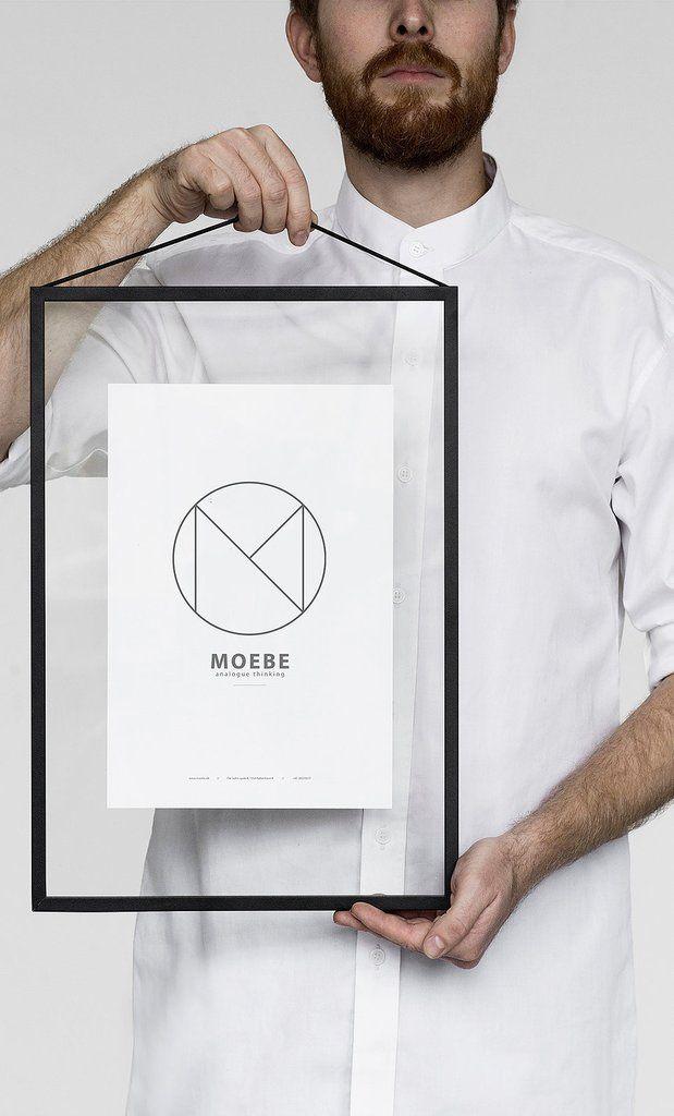 A5 - Moebe Black Alu fra Moebe
