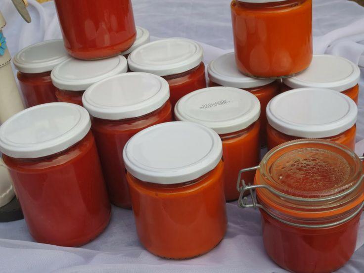 Tomate frito casero en conserva Ana Sevilla