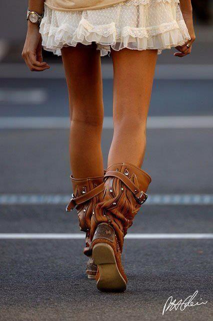 Fashion Hunter blogger: INDIANINI BOOTS!!!