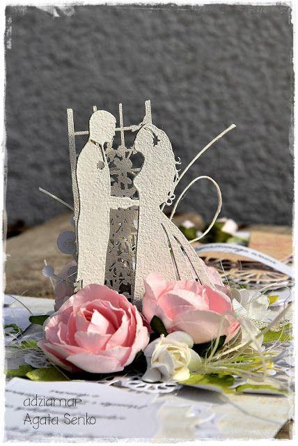 FILIGRANKI: Exploding box na ślub / Exploding box for a wedding