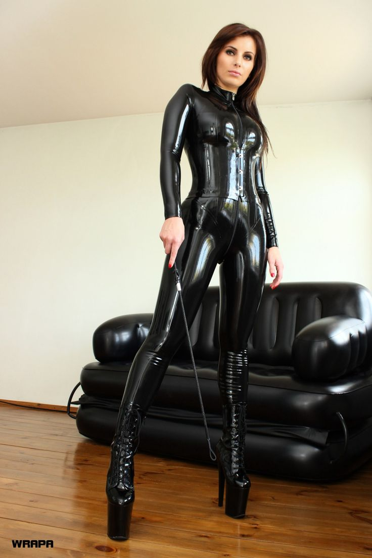 My Dark Passenger - zippedinlatex: Cannot help but repost this one.