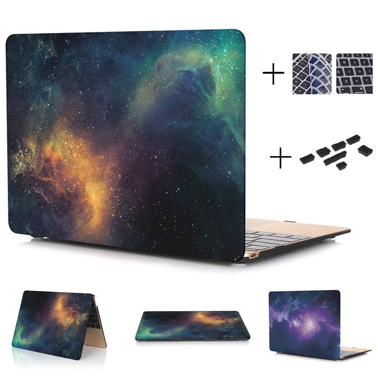 Starry Sky Series Hard Case Protector for MacBook 12 inch Air 13 inch Pro 13 Pro Retina 13 inch //Price: $16.42     #onlineshopping