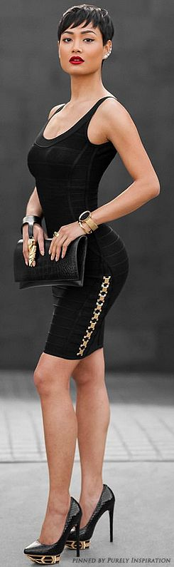 Little Black Dress ~ Micah Gianneli Blog  | Purely Inspiration
