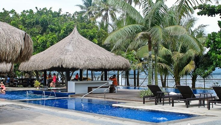 If there's one unique and extremely fantastic attraction you shouldn't miss seeing, that would be the Banana Beach #Resort. Why the name? Of course, it's nestled inside a sprawling 760-hectare banana plantation in Brgy. Madaum, just a 15-minute drive from Tagum City, Davao del Norte! Also, it's merely an hour away from the City of Davao. Get your business listed here, Contact us now! www.philippinebeachholidays.com