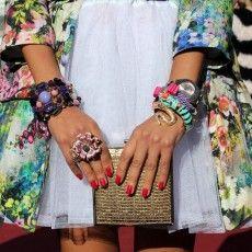 MACADEMIAN GIRL and MENBUR handbag